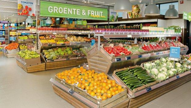 Aldi doet gratis plastic zakjes voor groente en fruit in de ban