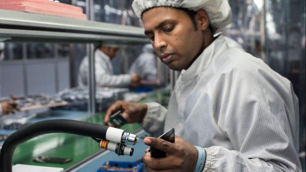 'Apple kan alle iPhones buiten China maken als handelsoorlog verergert'