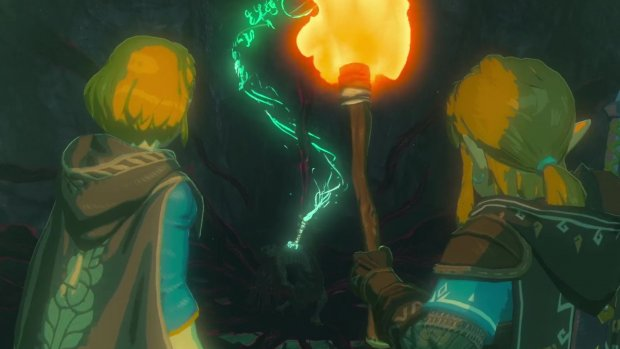 Nintendo toont vervolg Zelda: Breath of the Wild