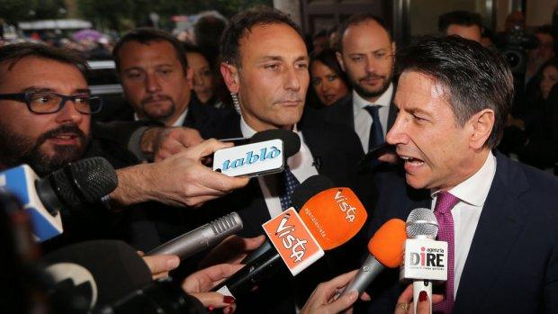 Italiaanse jacht op belastinggeld wordt met de dag gekker