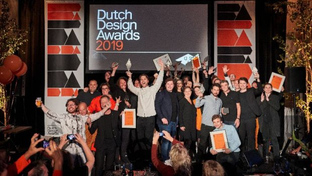 Winnaars Dutch Design Awards 2019 bekend