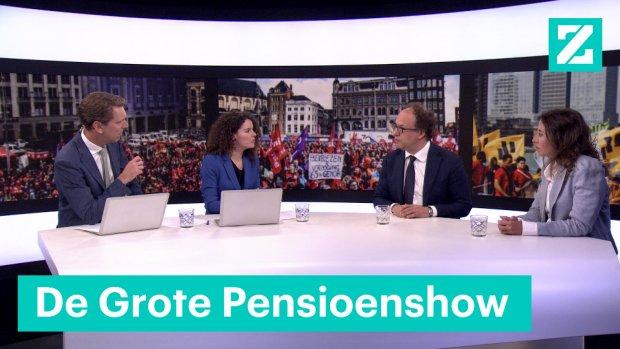 Terugkijken: minister Koolmees beantwoordt jouw pensioenvragen