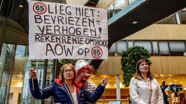 Al 230.000 stemmen binnen in FNV-referendum over pensioenakkoord