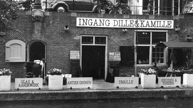 Freek Kamerling, oprichter Dille & Kamille, overleden
