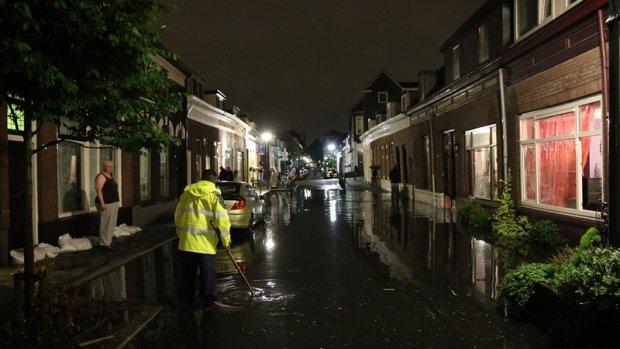 140.000 woningen zijn niet veilig bij extreme neerslag