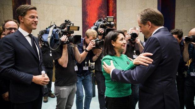 Record vertrekkende Kamerleden: 'Lijkt wel een duiventil'