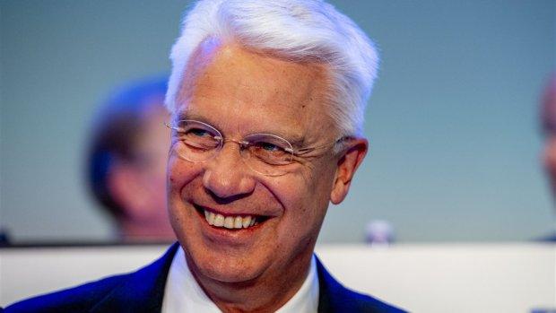 ABN Amro-topman Kees van Dijkhuizen verlaat de bank