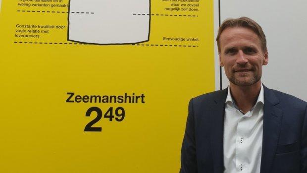 Duurzaam en online: zo wil nieuwe ceo Zeeman overeind houden