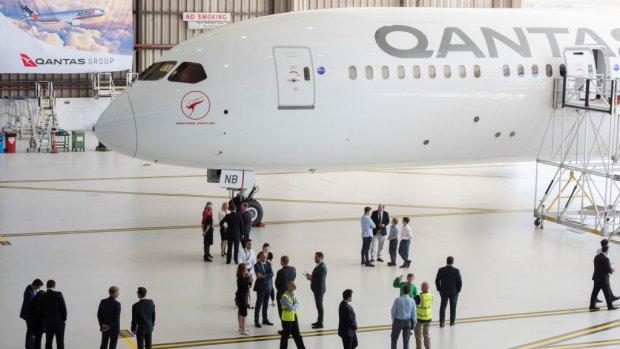 Weer problemen bij Boeing, nu met blussysteem van Dreamliner