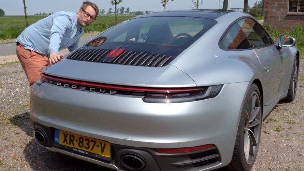 """Duurtest: """"Beste bips ooit op een Porsche 911"""""""
