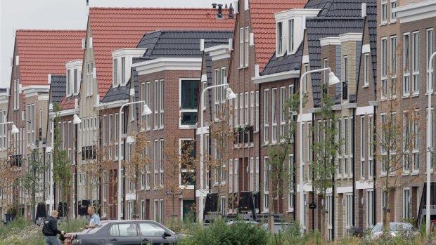 Uitbouw-effect: woningen steeds groter, tuinen steeds kleiner