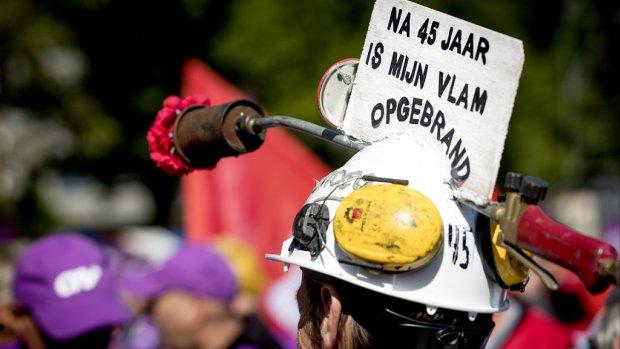 'Dekkingsgraden pensioenfondsen onderuit, korting in zicht'
