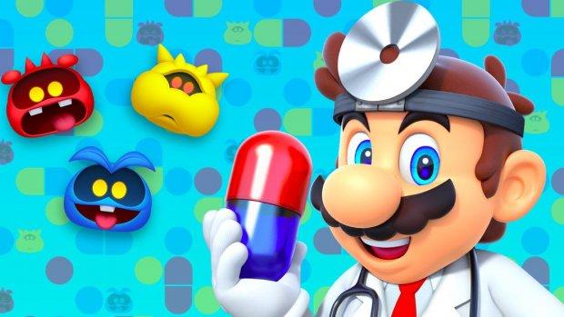 Puzzelgame Dr. Mario World verschenen voor iOS