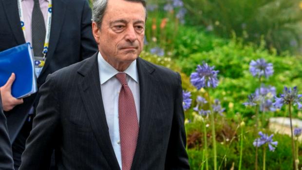 ECB-baas Draghi wil mogelijk rente verlagen, beleggers enthousiast