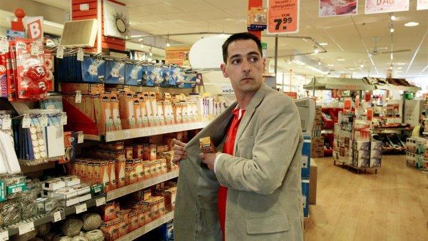 Nederland groot in winkeldiefstal, maar probleem neemt af