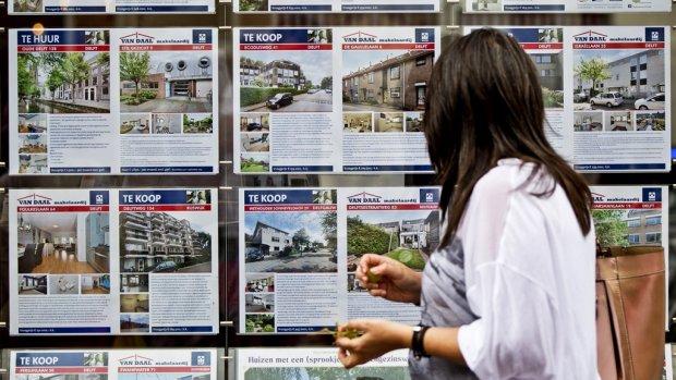Minder mensen neuzen rond op Funda, maar gaan de huizenprijzen nu ook dalen?