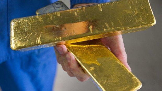 Trump en Fed sturen goudprijs naar hoogste niveau in zes jaar
