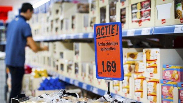 Supermarkten promoten vooral ongezonde voeding