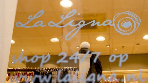 Damesmodewinkel La Ligna opnieuw op rand faillissement