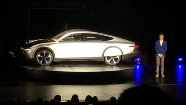 Tesla-killer Lightyear wil Afrika veroveren met zijn zonneauto
