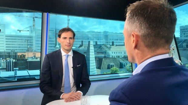 Kijk terug: Minister Hoekstra over Libra en ABN Amro