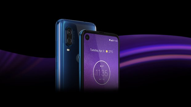 Bright Stuff: Motorola One Vision