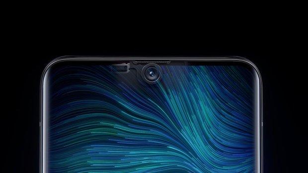 Oppo toont hoe camera onder smartphonescherm werkt