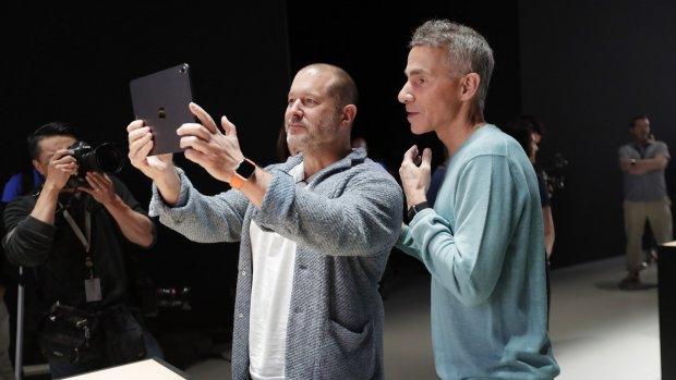 Jony Ive, ontwerper iPhone, stapt op bij Apple