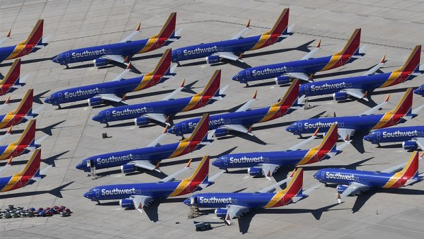 Kosten voor Boeing lopen op na 737 Max-debacle