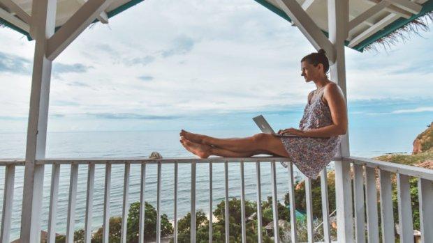 Veel Nederlanders leven als reisblogger: 'Het is geen vakantie'