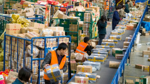 'AliExpress en andere niet-Europese webwinkels lappen regels aan laars'
