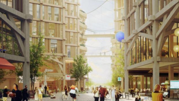 Google-zus bouwt aan slimme stad, maar is het wel zo innovatief?