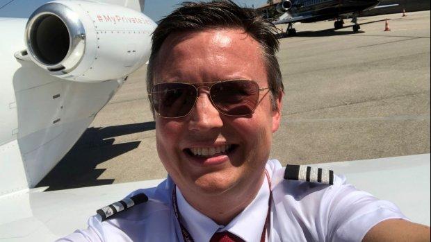 Van kantoorbaan naar jetset-piloot op je 40e: 'Dit is het'