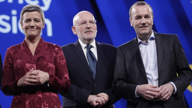 Nog geen duidelijkheid voor Timmermans: 'Rommelig, maar ook spannend'