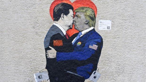 Beleggers opgelucht: China en VS praten weer in handelsoorlog