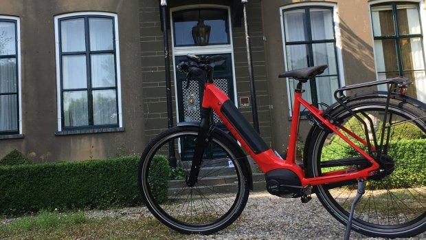 Review: e-bike Gazelle Ultimate C8+