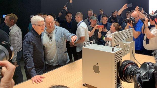 'Apple-topontwerper ontmoedigd door desinteresse ceo Cook'