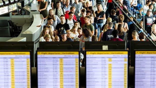Zoveel CO2 stoten Schiphol en KLM uit