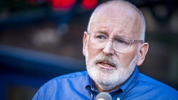 Kansen voor Timmermans slinken: 'Hij heeft veel vijanden gemaakt'
