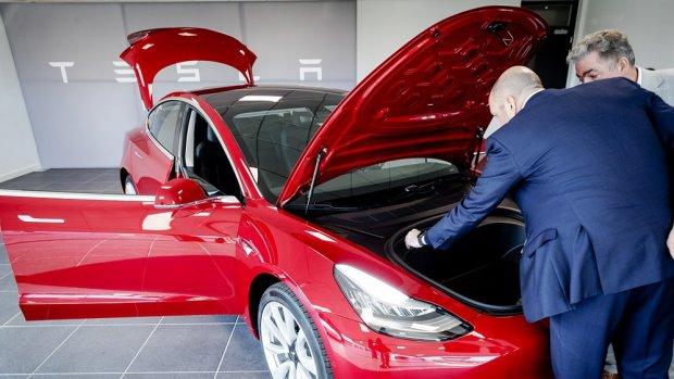 'Europese directeur Tesla vertrekt na ruzie met Elon Musk'