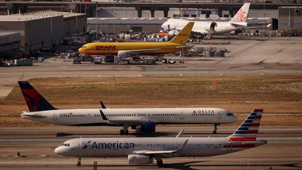 VS mag EU heffingen opleggen van 7,5 miljard in vliegtuigruzie