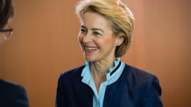 Dit is Ursula von der Leyen, Europa's nieuwe Commissievoorzitter
