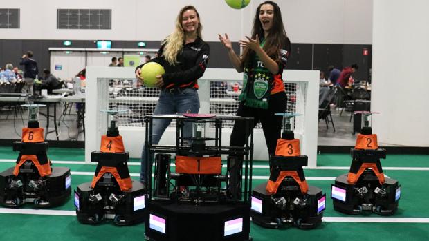 Robotvoetbal: dit zijn de regels