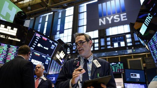Records op Wall Street: beleggers rekenen op renteverlaging