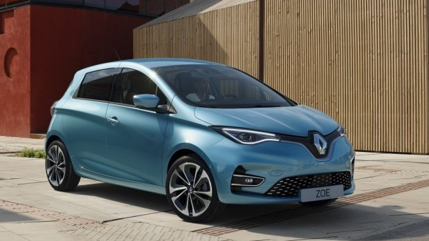 Bright Stuff: Renault Zoe