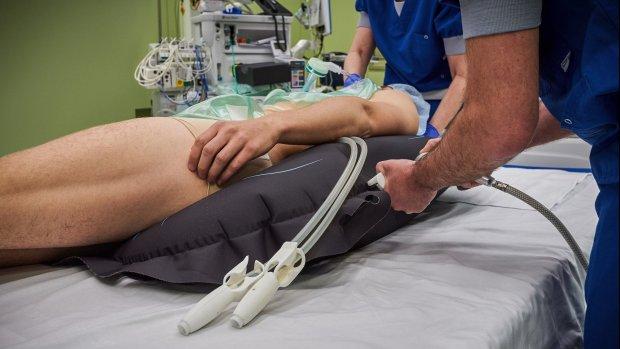 Wereldwijde interesse voor uitvinding om patiënten te draaien