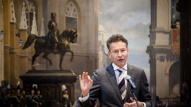 'Dijsselbloem maakt kans op voorzitterschap IMF'