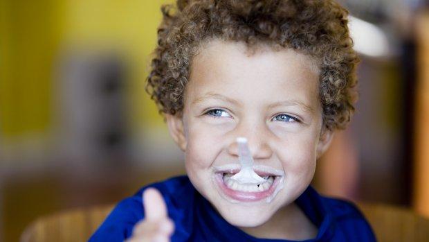 Kinderen tussen 4 en 8 hebben nu al genoeg suiker binnen voor hele jaar