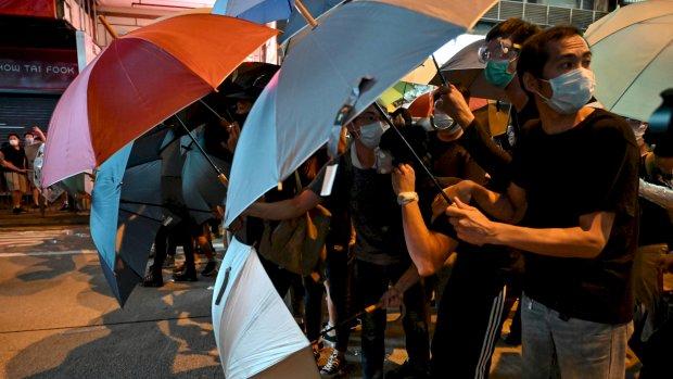 Uitleveringswet Hongkong gaat niet door na protesten