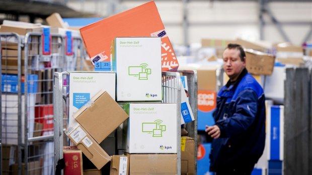 Ondernemers draaien op voor kosten kwijtgeraakte postpakketjes